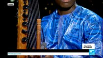 LE JOURNAL DE L'AFRIQUE - Toumani Diabaté, le maître de la kora, invité du Journal de l'Afrique