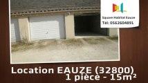 A louer - Parking/box - EAUZE (32800) - 1 pièce - 15m²
