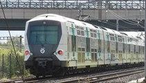 MI09 : Entre les gares de Marne La Vallée Chessy et Val d'Europe Serris Montevrain sur la ligne A du RER