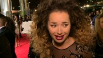 Ella Eyre reveals her party trick at the MOBO Awards