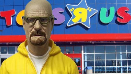 Breaking Bad Dolls Cause Toys R Us Controversy | DAILY REHASH | Ora TV