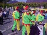 Fanfare de rue - fanfare pour spectacle de rue