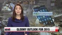 Sluggish global economy to cast cloud on Korea's key industries in 2015 FKI