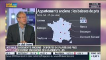 """Logements anciens: """"La baisse des prix se poursuit mais pas partout !"""": Olivier Marin - 23/10"""