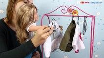 Sara`s Clothes / Garderoba Sary - Accessories for Dolls / Akcesoria dla Lalek - WeGirls