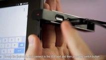 ASUS Mikro USB Şarj Standı özellikleri tanıtım videosu