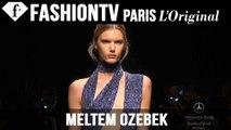 Meltem Ozbek Spring/Summer 2015 | Mercedes-Benz Fashion Week Istanbul | FashionTV