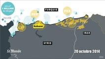 Kobané : pourquoi la Turquie n'intervient pas à sa frontière?