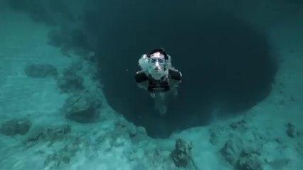 Un superbe court métrage sur les hallucinations sous-marines