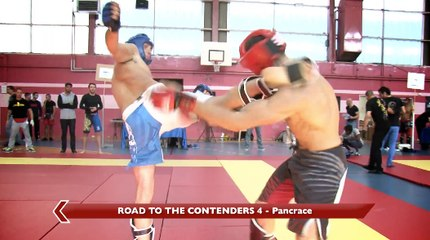 ROAD TO THE CONTENDERS 4 : interview Atch