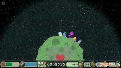 L'univers du jeu indépendant - Cosmochoria - Entre poésie spatiale et scoring