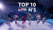 TOP 10 n°5: WAKESKATE, WINDSURF, SKI, SURF, BMX, WINGSUIT, KAYAK, MOTOCROSS, KITESURF, SKATE, WAKEBOARD