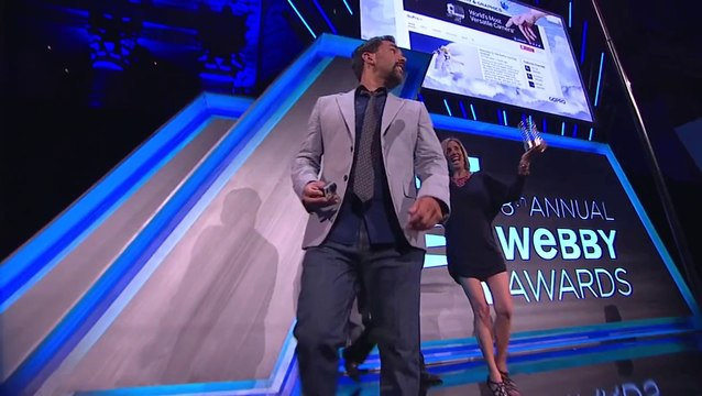 18th Annual Webby Awards Highlights