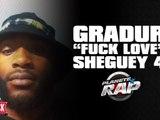 """Gradur. Sheguey 4 """" Fuck Love"""" en live dans Planète Rap !"""