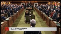 Fusillade d'Ottawa : Sergent Vickers, héros national