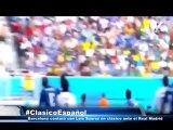 Luis Suárez y su estreno con el Barcelona en el derby español