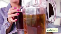 Agua para adelgazar - Agua Detox - Cómo hacer agua detox - Agua desintoxicante -