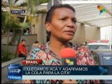 Ciudadanos de Minas Gerais temen victoria de Aecio Neves