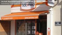 A vendre - appartement - COURBEVOIE (92400) - 2 pièces - 50m²