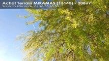 A vendre - terrain - MIRAMAS (13140) - 208m²