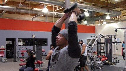 CSweat Weekly Double Tricep Extensions
