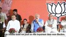 Inde - 17 mai 2014 : Narendra Modi, élu Premier ministre de l'Inde