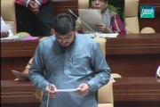 MQM raises 'Mohajir' province demand in Sindh Assembly