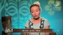 Zapping du 23/10 : L'île des vérités : la blonde du jour !