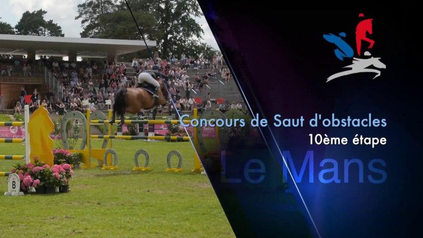 Grand National de CSO - Etape n°10 au Mans