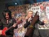 BILLY IDOL White Wedding CBGB FESTIVAL 2014 NYC October 9 2014 (720p)