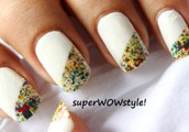 Easy Nail Designs For Beginners ✔ Easy Nail Art Tutorial (Prachi agarwal - superwowstyle)