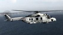 [Euronaval] NH90 Caïman: la polyvalence au service du combat aéromaritime