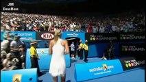 Maria Sharapova vs. Ana Ivanovic (Australian Open 2008 Highlights)
