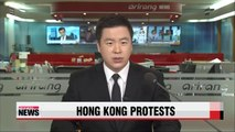 Hong Kong stars supporting protests land on China blacklist local media