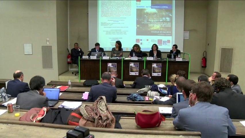 """""""Unité et divergences de jurisprudences constitutionnelles et supranationales : respect du droit, irrégularités et dialogues"""" (table ronde), Patrick Gaïa, Professeur à Aix-Marseille-Université"""