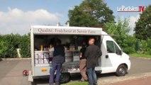 Un food truck à Soisy-sous-Montmorency