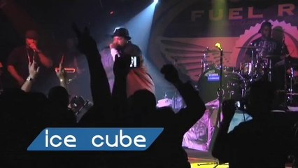 "Ice Cube Live @ ""I Am The West"" Tour, Austin's Fuel Room, Libertyville, IL, 08-01-2010"