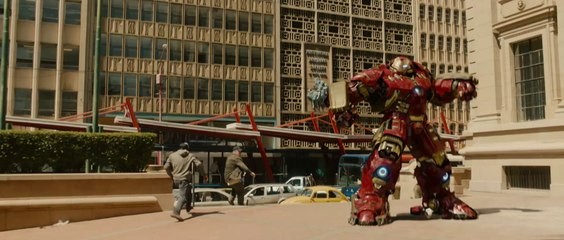 The Avengers : Age of Ultron Official Trailer 2014