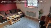 A vendre - maison - AMBERIEU EN BUGEY (01500) - 2 pièces - 52m²