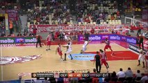 Assist of the night: Kostas Sloukas, Olympiacos Piraeus