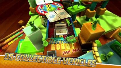Trailer de Lancement de Toybox Turbos