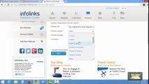 How to Submit your Site in Infolinks For Earning in Urdu and Hindi