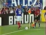 Finale coupe du monde 1998 (France 3 - 0 Brésil) - Zinedine Zidane / Emmanuel Petit