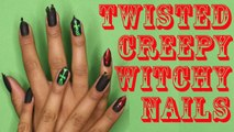 Allure Insiders - Twisted, Creepy, Witchy Nails for Halloween
