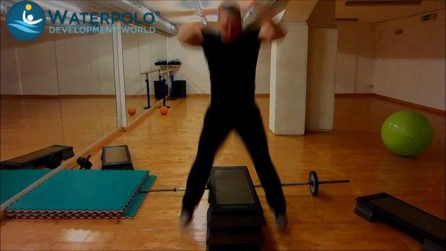 Pallanuoto, preparazione fisica - lavoro dinamico vs statico parte 2