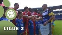 ESTAC Troyes - Dijon FCO (1-0)  - Résumé - (ESTAC-DFCO) / 2014-15