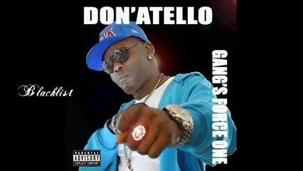 Don'atello - Blacklist