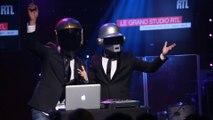 """Hommage aux Daft Punk et Dave par Michael Gregorio sur RTL """"Dave Punk"""""""