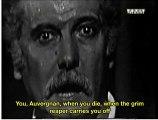 Georges Brassens Auvergnat Chanson subs.