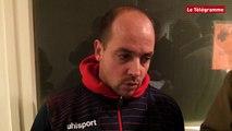 Coupe de France Lannion-Concarneau (0-1) La réaction de Nicolas Cloarec